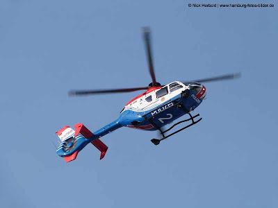 Polizeihubschrauber, Polizei Hubschrauber, Helikopter