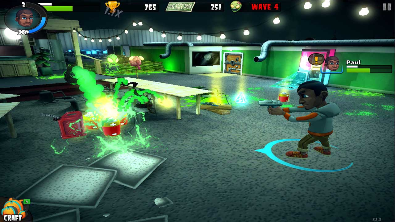 تحميل لعبة Rooster Teeth vs Zombiens برابط مباشر + تورنت