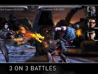 Game MORTAL KOMBAT v1.9.0 for Android Terbaru