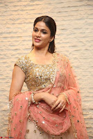 Lavanya Tripathi Mesmerizing Beauty in Chania Choli At Vunnadi Okate Zindagi Movie ~  Exclusive 010.jpg