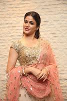 Lavanya Tripathi Mesmerizing Beauty in Chania Choli At Vunnadi Okate Zindagi Movie ~  Exclusive 010.jpg