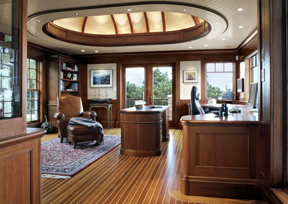 Houzz Home Design Ideas: Delorme Designs: NAUTICAL LOVE