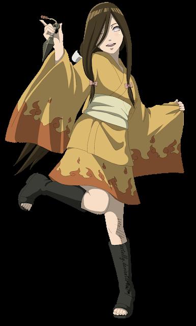 Naruto Karakter - Fakta dan Kumpulan Foto Hanabi Hyuga