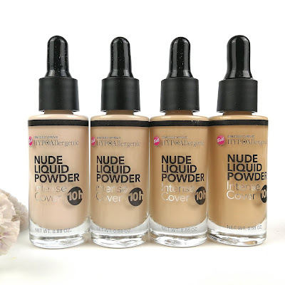 Bell Nude Liquid Powder