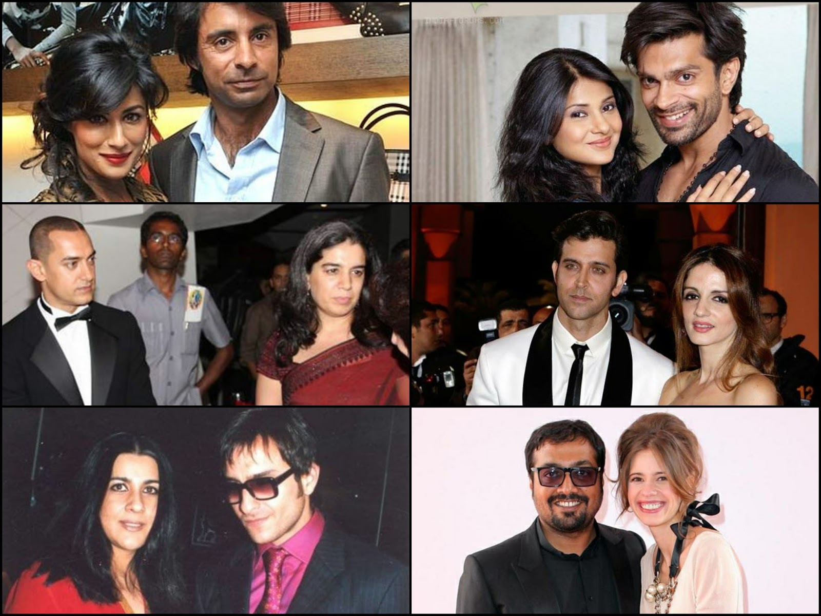 13 Bollywood Love Marriages That Ended In Shocking Divorce