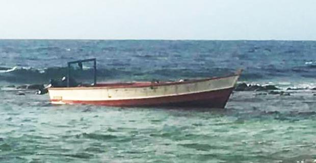 Dos venezolanos murieron al escapar en barco hacia Aruba - 3 Refugiados fueron detenidos