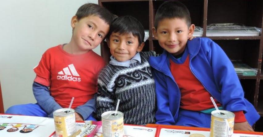 Más de 86 mil escolares se benefician con el servicio alimentario de Qali Warma - www.qaliwarma.gob.pe