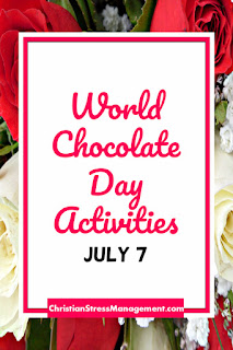 World Chocolate Day Activities July 7