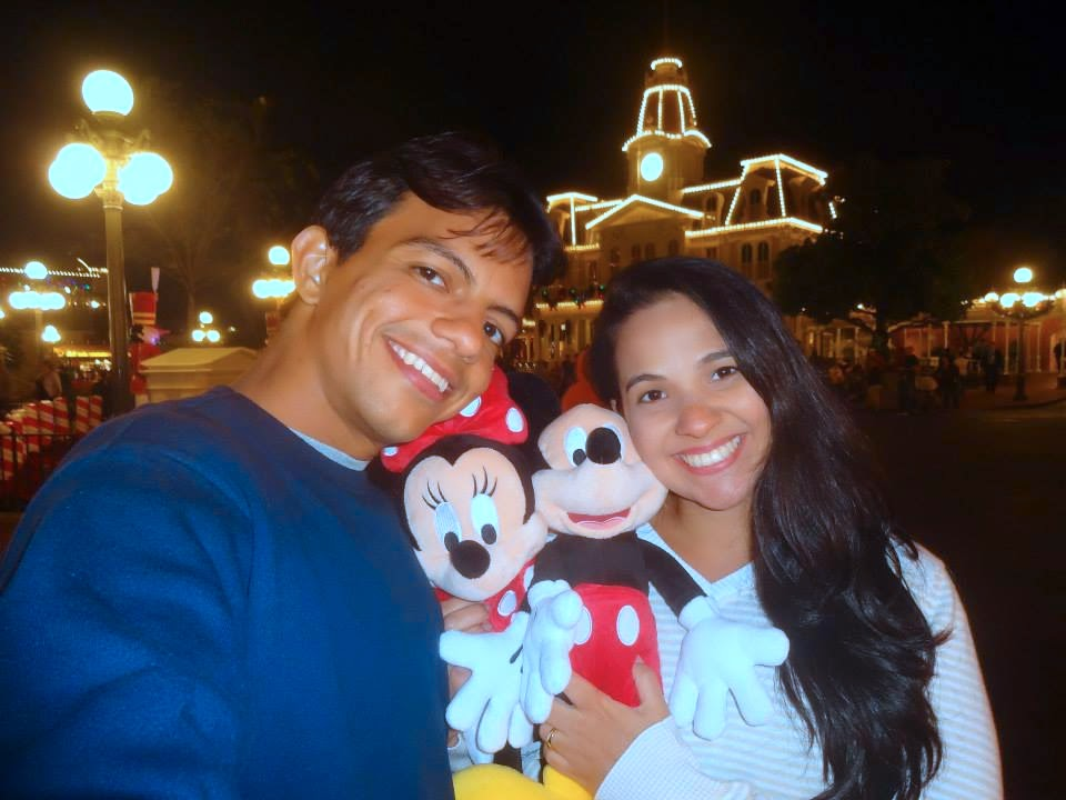 despedida - magic kingdom - orlando, eua