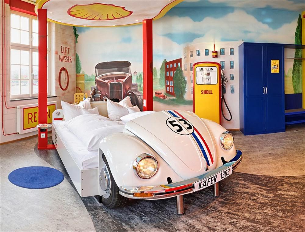 Boeblingen (Germania) - V8 HOTEL - Motorworld Region Stuttgart 4*