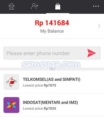 Aplikasi Pulsa Gratis Terbaik Untuk Android