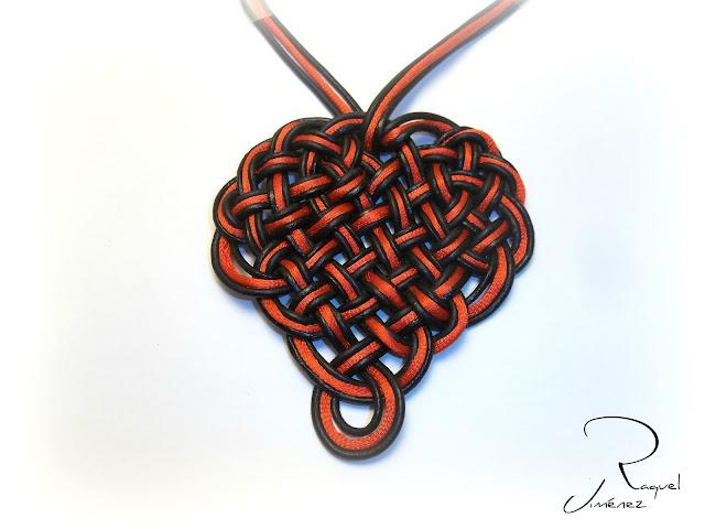 nudo celta corazón