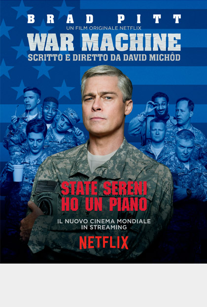 War Machine (2017) ταινιες online seires oipeirates greek subs
