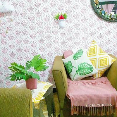Furniture Ruang Tamu Minimalis Sederhana