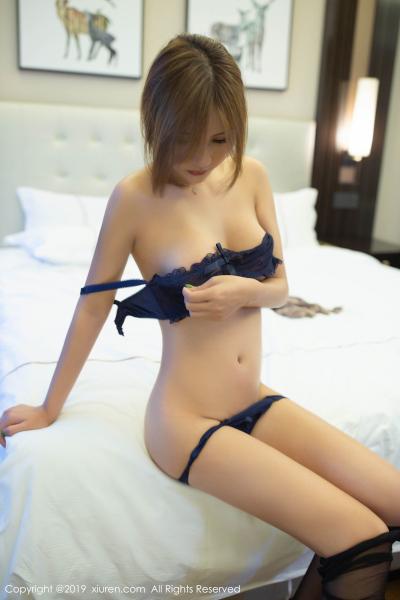 [XiuRen秀人网] 2019.08.29 No.1655 Emily顾奈奈酱