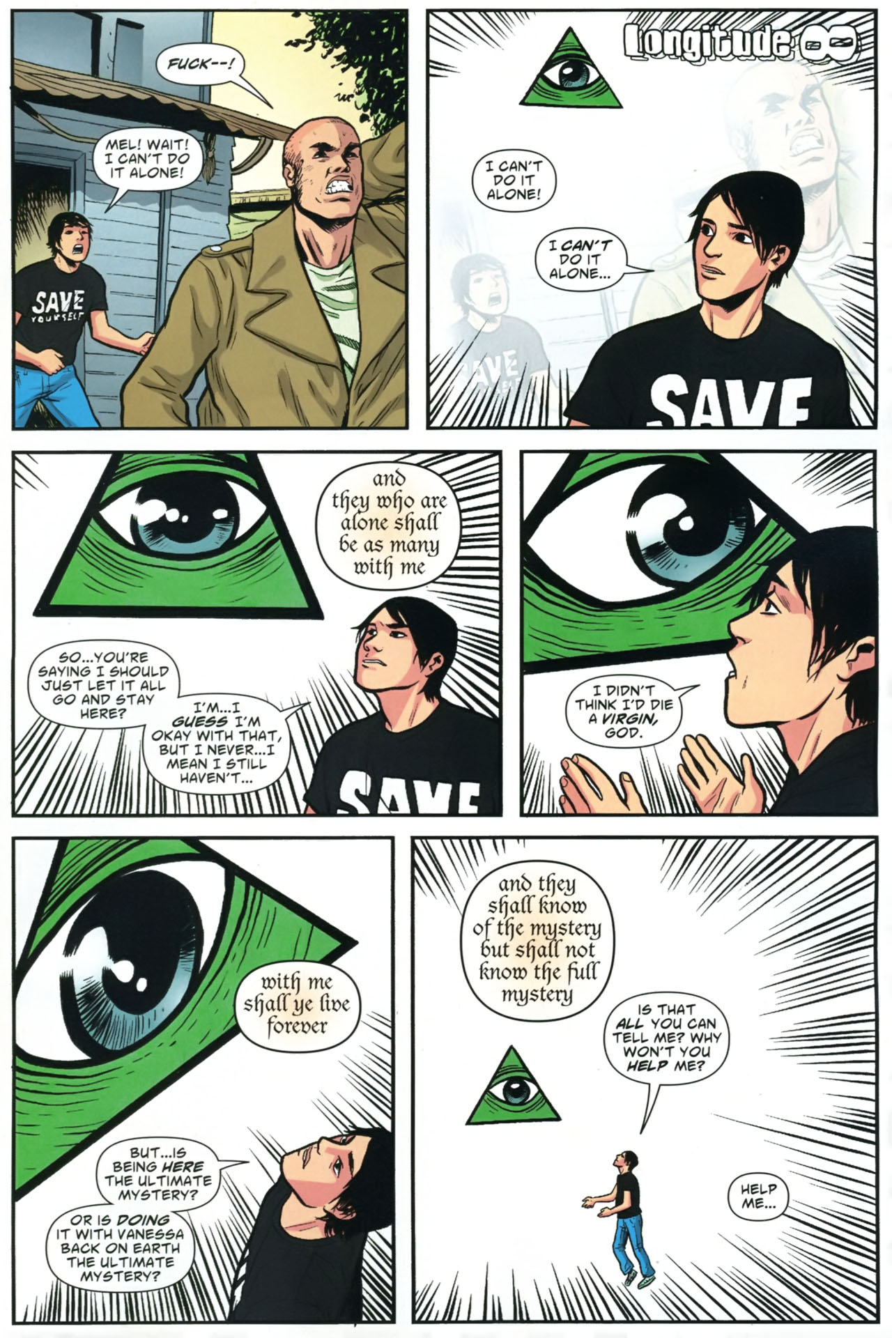 Read online American Virgin comic -  Issue #23 - 16