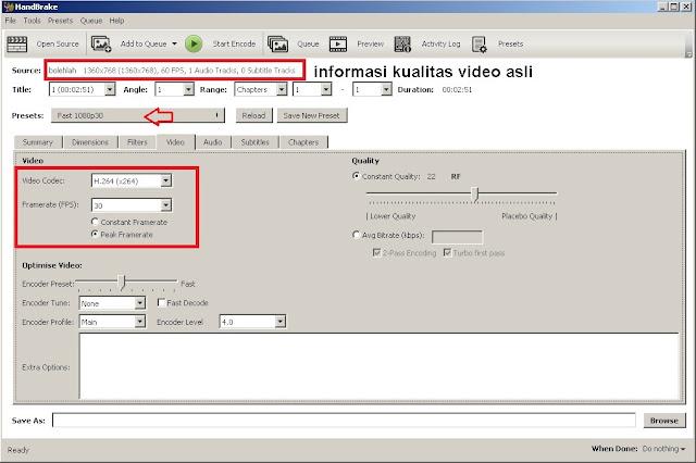 6 Langkah Cara Mengecilkan Ukuran Video Tanpa Menghilangkan Kualitas Video
