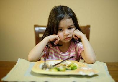 Mengatasi Anak Susah Makan Agar Tidak Mudah Sakit