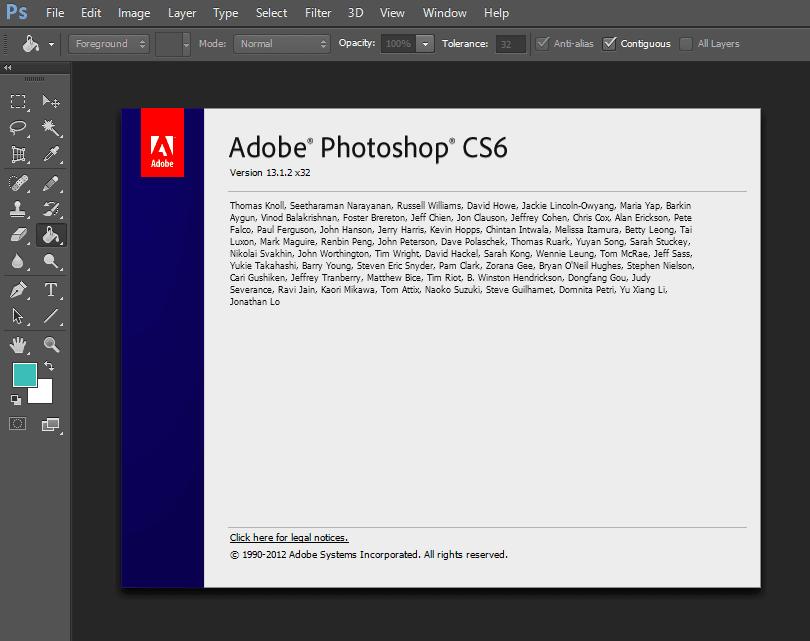 Versi Photoshop