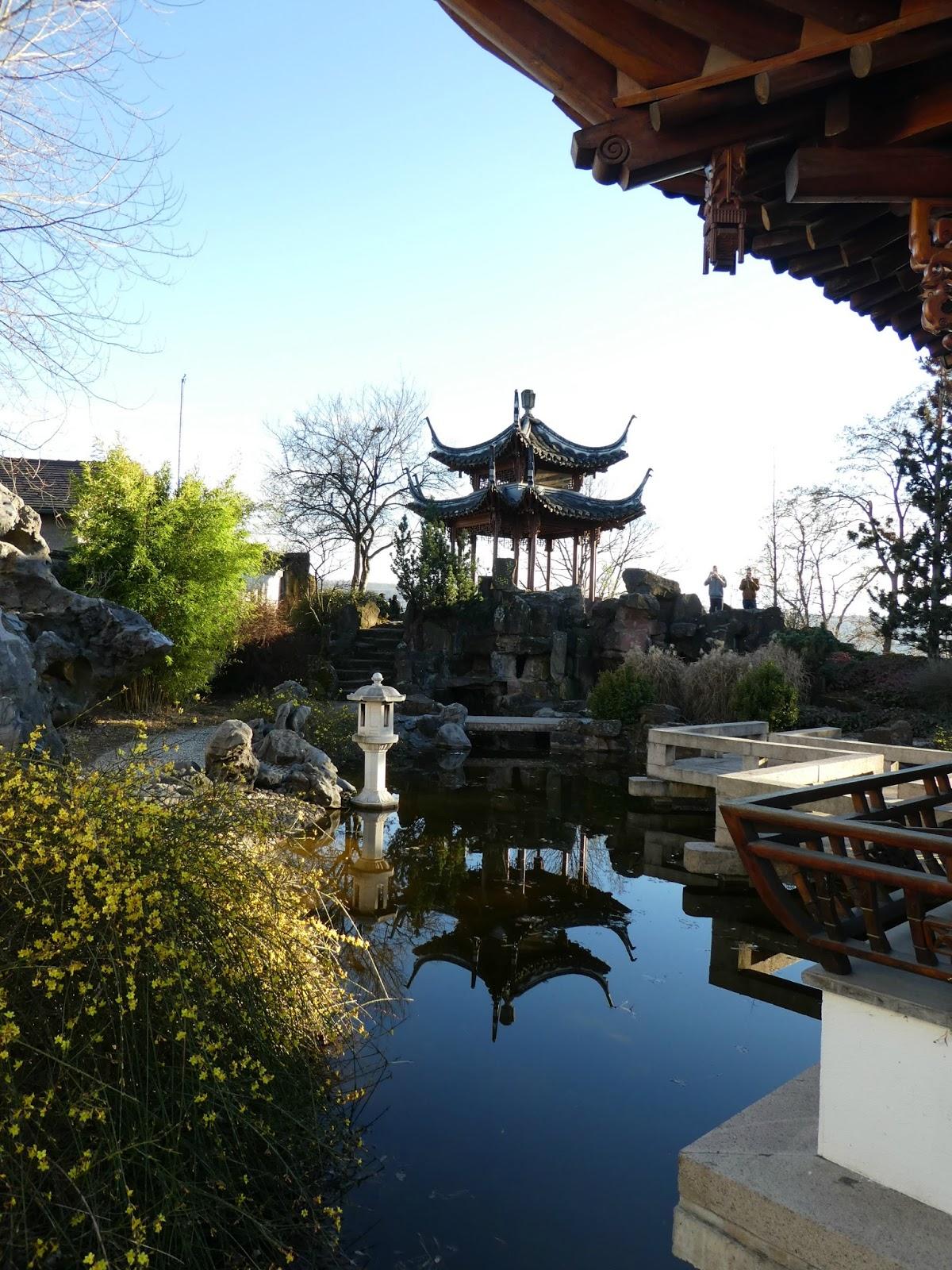 Auf Trallafitti Der Chinesische Garten In Stuttgart Kleinod Mit