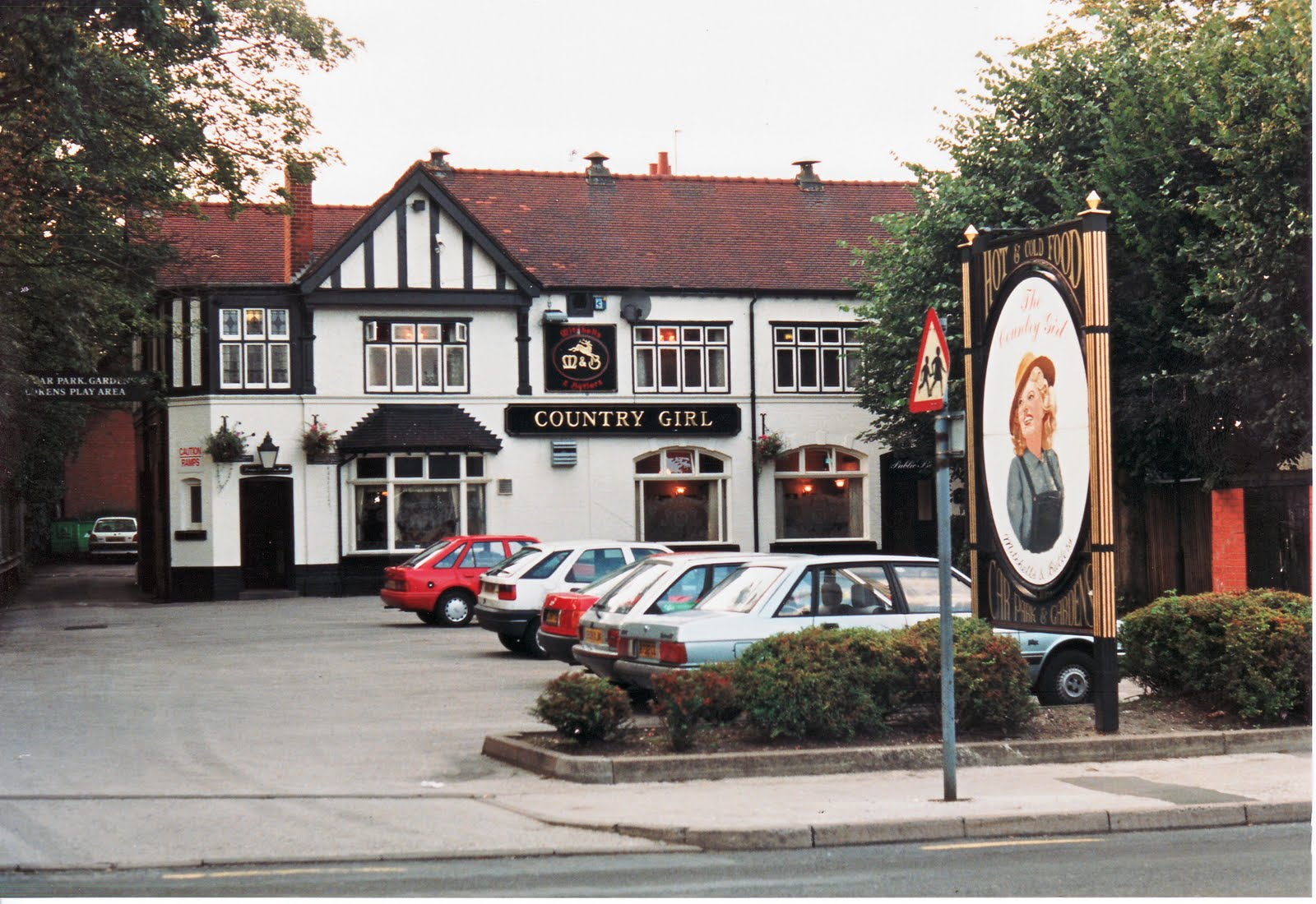 Pubs: Then & Now: #009 Country Girl, Selly Oak : 1996 to 2011