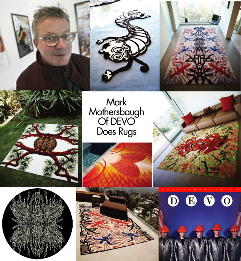mark mothersbaugh rugs
