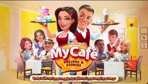 My Cafe Recipes & Stories MOD APK Unlimited Money v2018.2.2 for Android Terbaru 2018