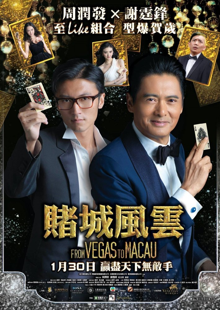 The Man From Macau