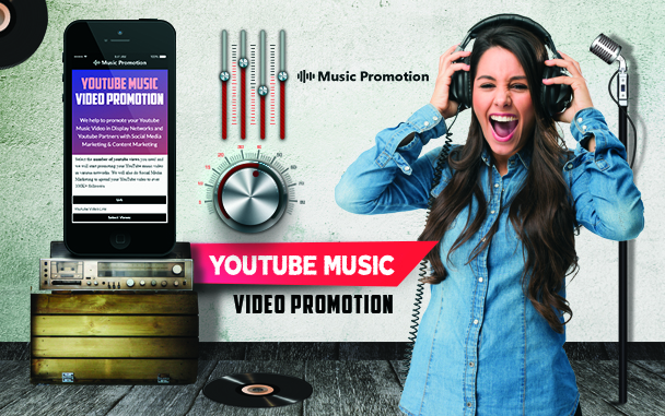 Music Promotion Club Boost Your Music Career Using Youtube Music Video Promotion Service