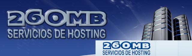 Hosting gratuito España – 260mb.net