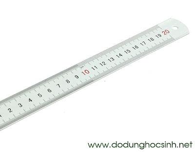 Thước nhôm 20 cm (ARL96026)