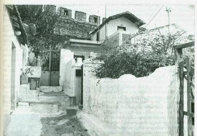 Το σπίτι του Ιωακείμ Μπελλίδη στο Κουλέ Καφέ