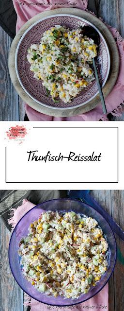 Thunfisch-Reissalat | Rezept | Kochen | Essen | Weight Watchers