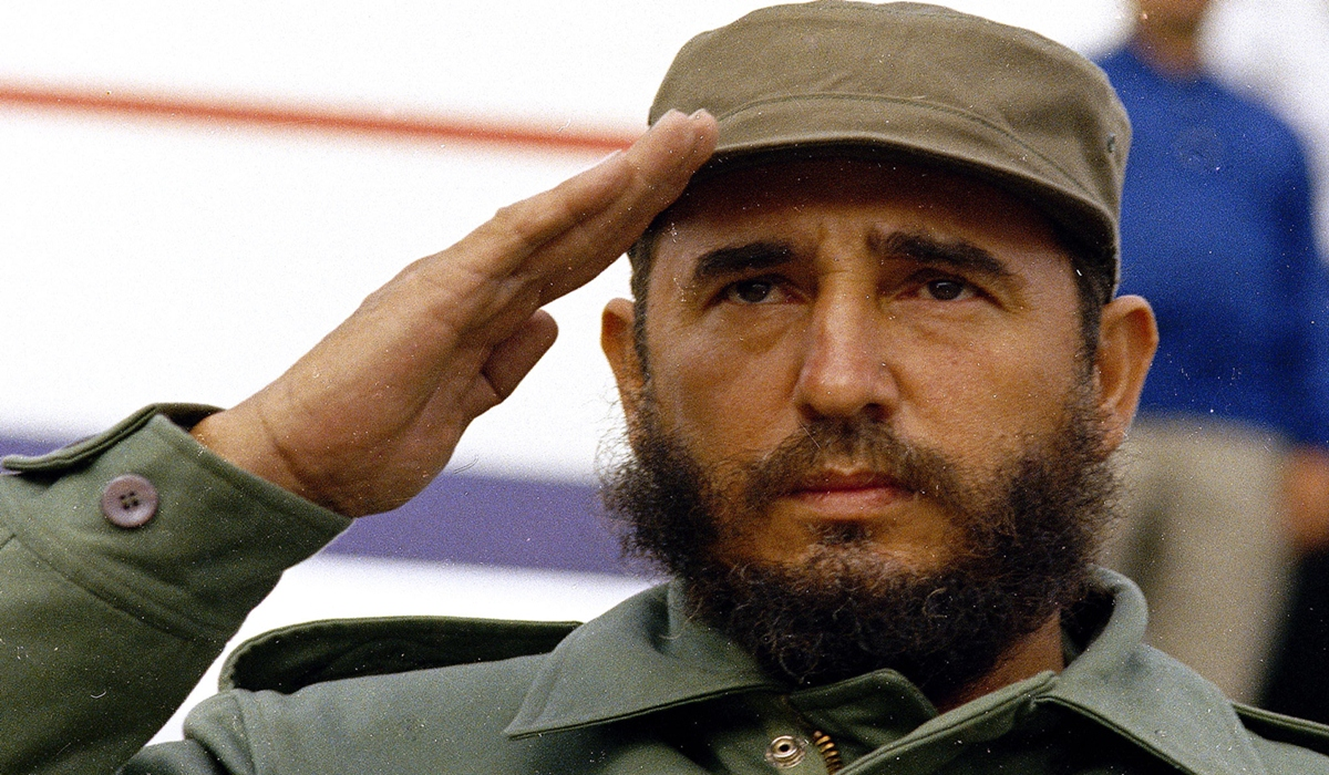 thank you compa241ero fidel castro � all points of view