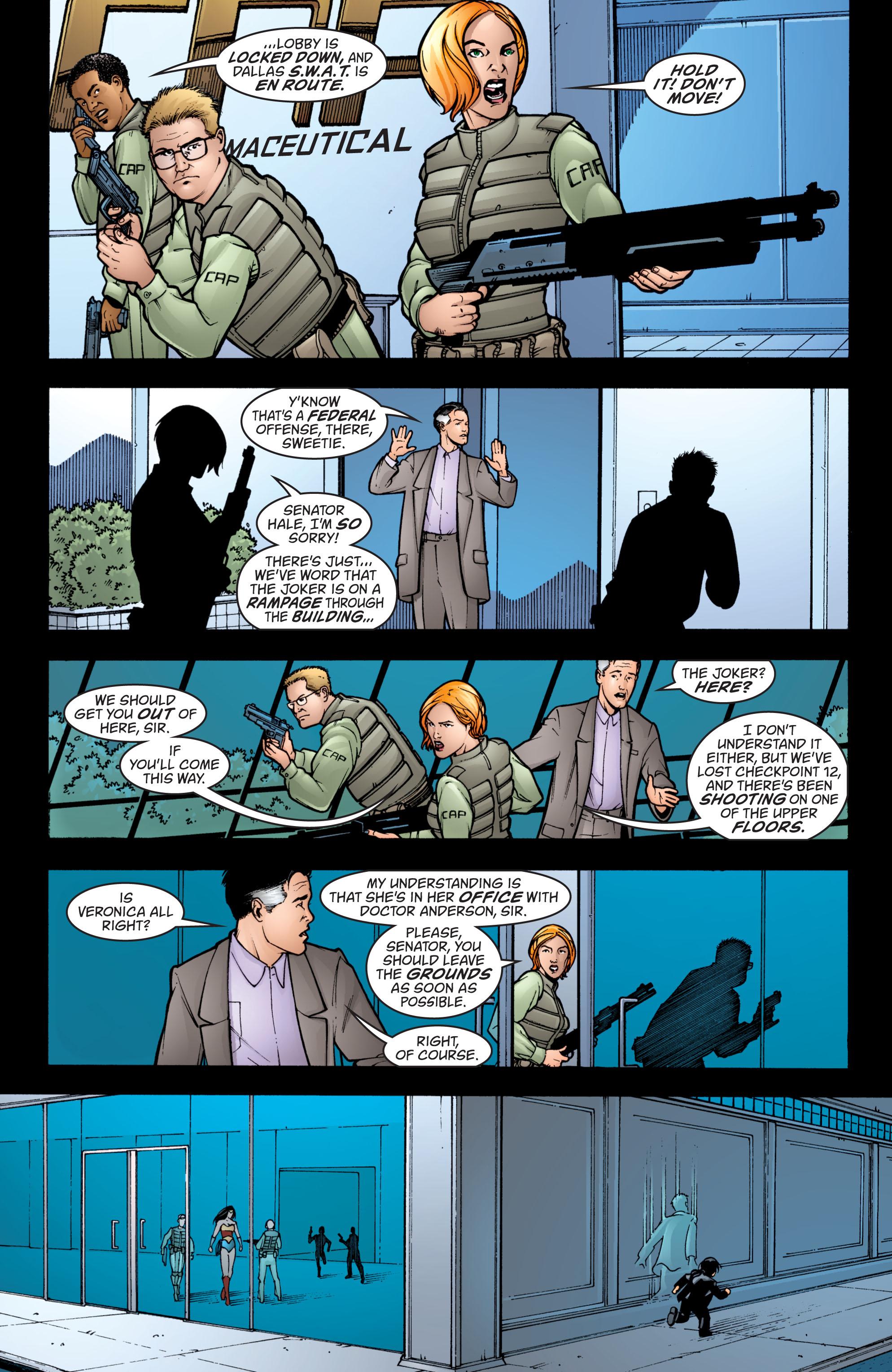 Read online Wonder Woman (1987) comic -  Issue #205 - 18