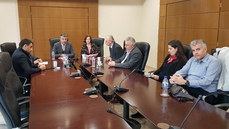 Συνάντηση ΟΣΥΠΑ με θεσμικούς φορείς για το αεροδρόμιο της Αλεξανδρούπολης