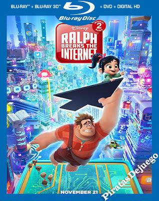 Wifi Ralph (2018) HD 1080P Latino