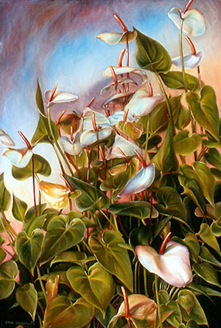 Eric Montoya 1968 | American Surrealist painter