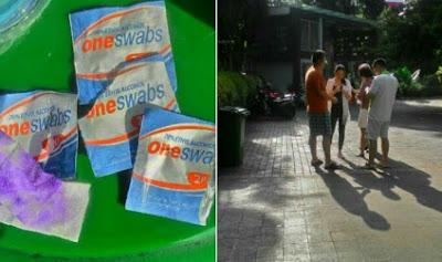 Waspada! Sekelompok Orang Hapus Tinta Usai Mencoblos di Pademangan, Jakarta Timur