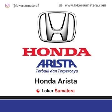 Lowongan Kerja Bengkulu, Honda Arista Juni 2021