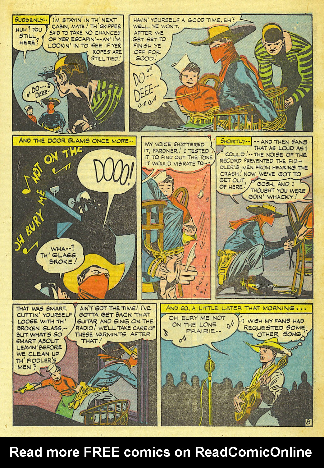 Read online Action Comics (1938) comic -  Issue #67 - 25