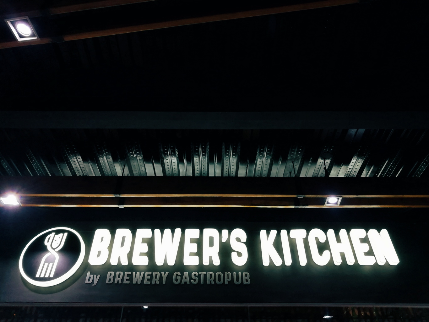 My 6 First Times at Brewer's Kitchen