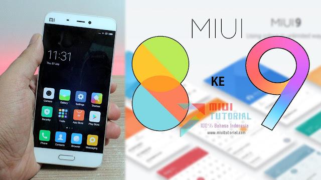 Masih Adakah Cara Update Rom Miui 8 ke Miui 9 Xiaomi Tanpa Komputer di Tahun 2017 Ini?
