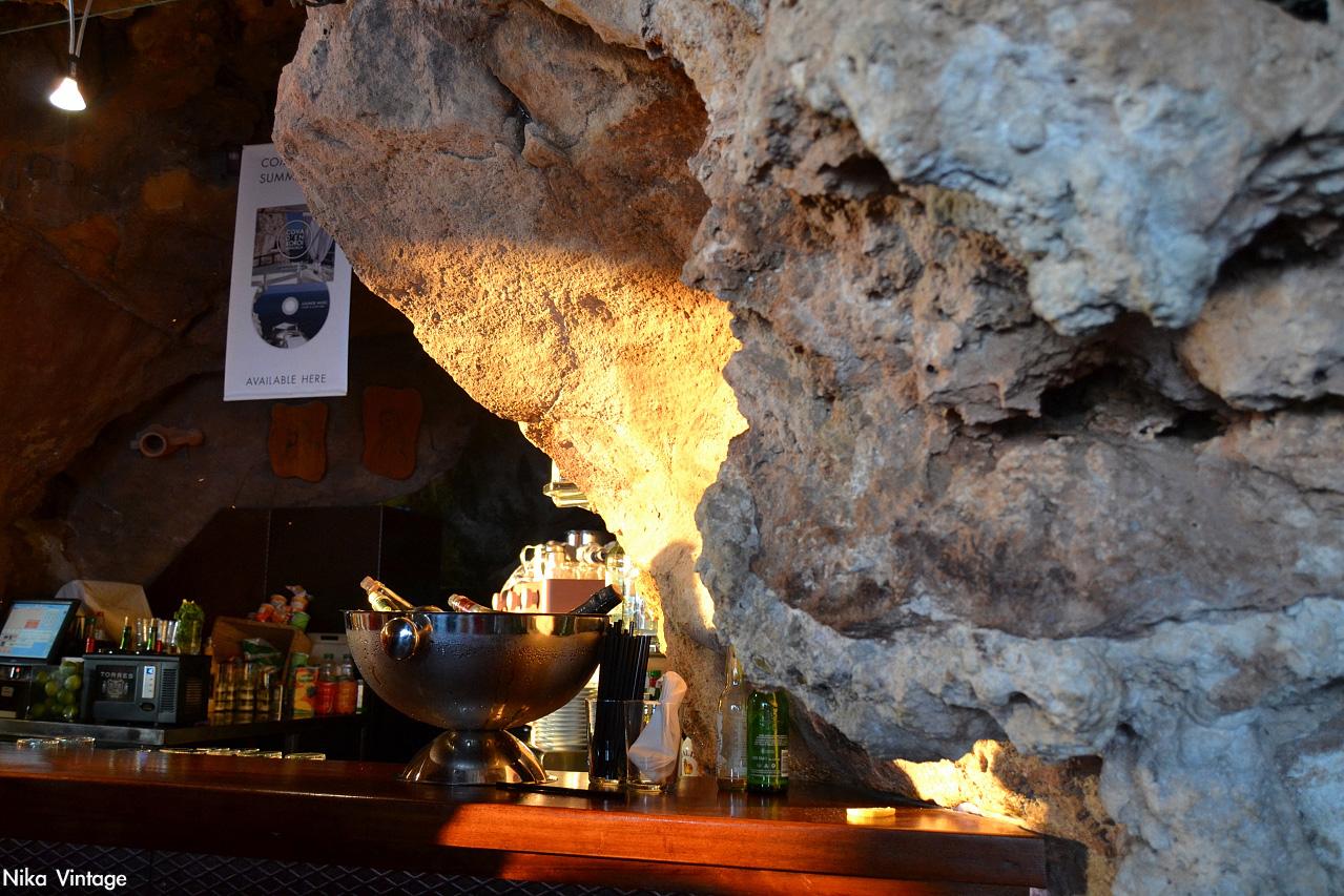 Menorca, barra, vistas, Cova d'en Xoroi, Cueva, Xoroi, Cala´n Porter, chill out