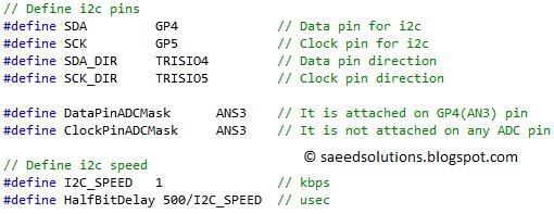 I2c Code