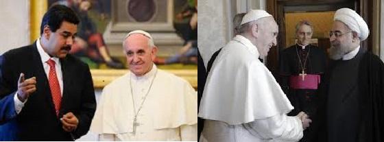 Papa bolivariano.