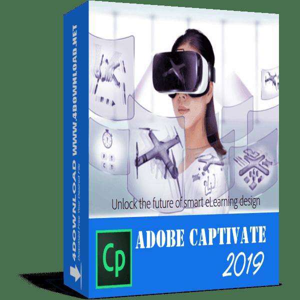 Download Adobe Captivate 2019 Full version