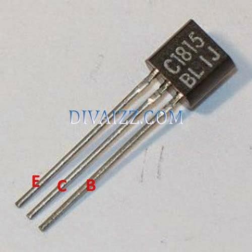 Menentukan Kaki Transistor - www.divaiz.com