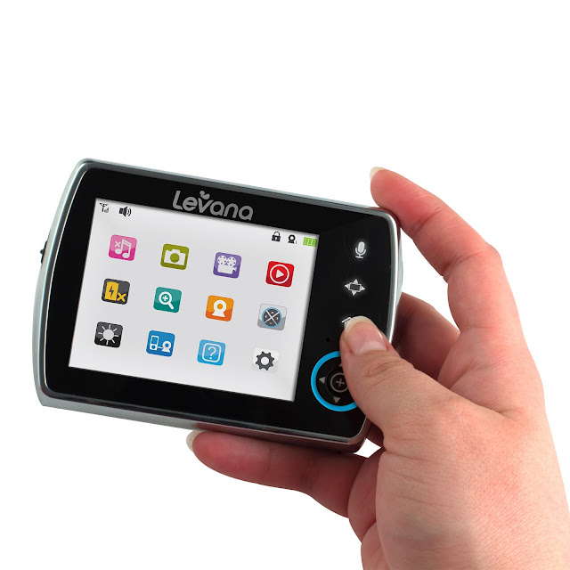 Keera, Levana's Touch Panel Video Baby Monitor