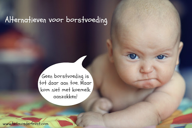 borstvoeding alternatieven